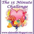 15 Minute Challenge Button